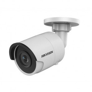 Camara Ip Exir Tipo Mini Bala 1/2.8 Cmos 3mp 4mm Hikvision - DS2CD2035FWDI