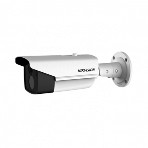 Camara Ip Exir Tipo Bala Metalica 1/3 Cmos 2mp Hikvision - DS2CD2T22I3
