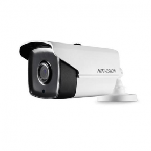 Cámara Turbo HD 5mp Exir Tipo Bala Lente De 3.6MM Hikvision - DS2CE16H0TIT1F