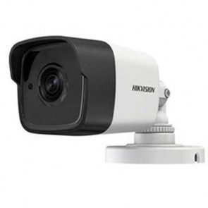 Cámara Turbo HD 5MP Bala Metálica 2.8mm Hikvision - DS2CE16H0TITF28