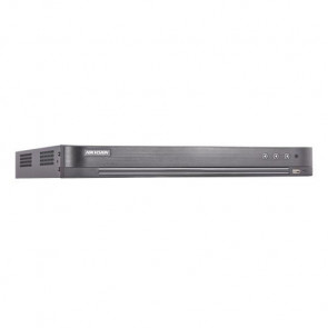 DVR 8CH H.265+ TVI 8MP 1080P Hikvision - DS7208HUHIK2
