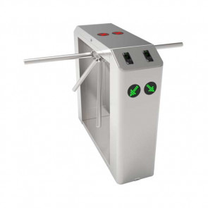 Biometric turnstiles Enlaces del Caribe TS2222-RFID-FP